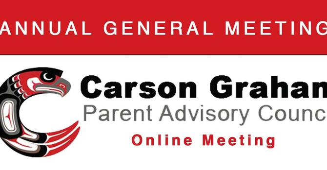 Register Now For Our AGM image
