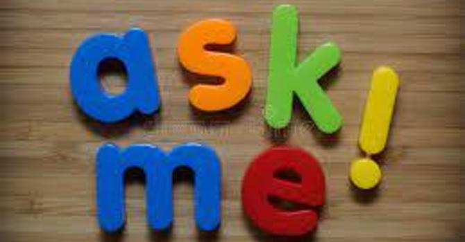Ask me Anything Day... image