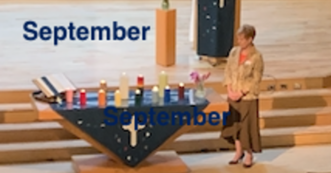 SEPTEMBER HERE WE COME