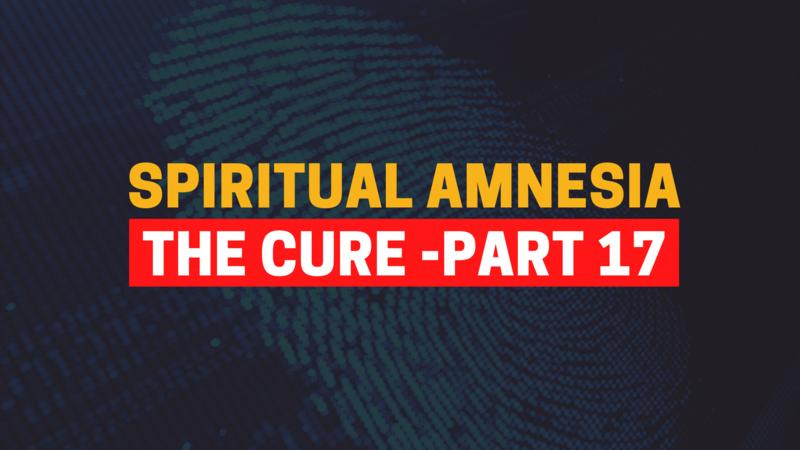 Identity In Christ - Part 17