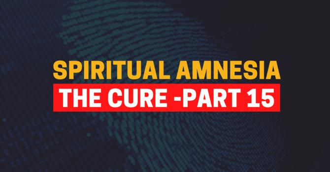 Identity In Christ - Part 15