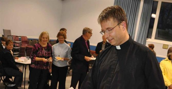 North Shore Parish Celebrates 10 Years of Rector's Ministry  image