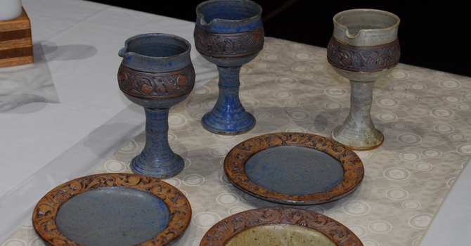 A Word About Communion Cups image
