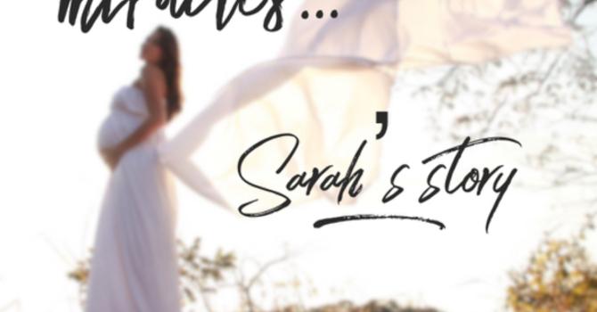 Sarah's Encounter with God