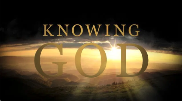 Knowing God and Loving One Another