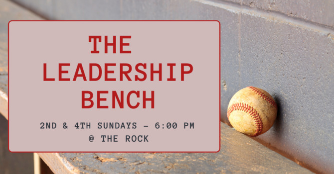 Leadership Bench Class