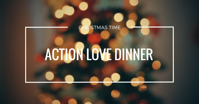 Action Love Christmas Dinner