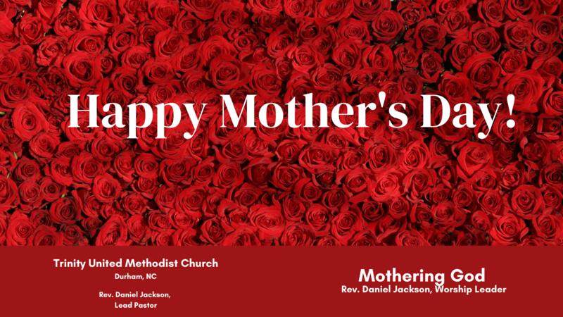Mothering God