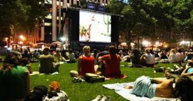 ADULT Outdoor Movie Night