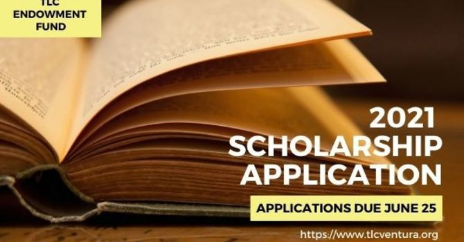 TLC Scholarship Application is Open image
