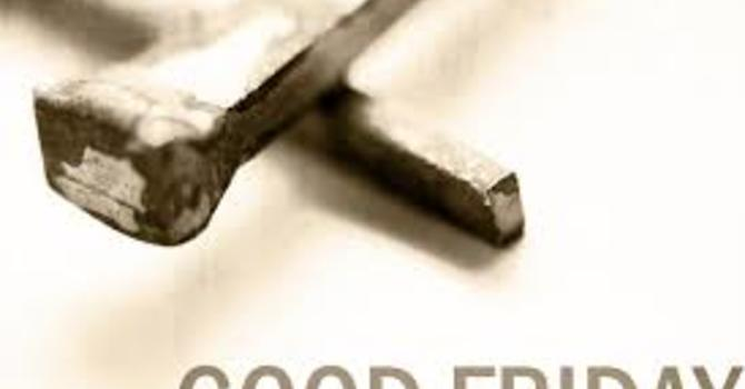 Good Friday  image