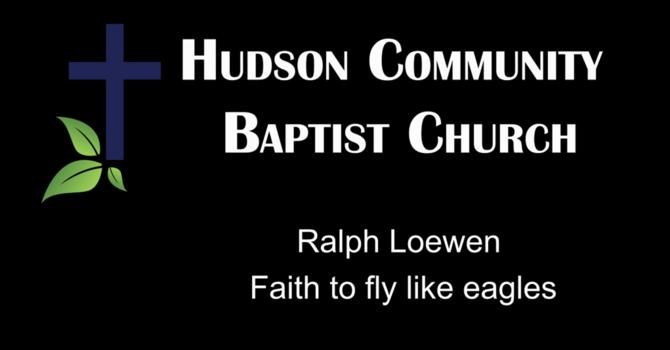 Faith to fly like eagles - Isaiah 40:12-31