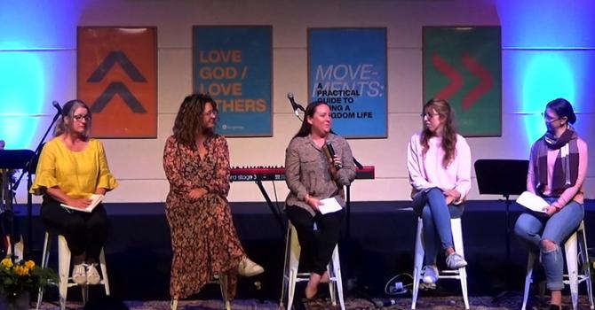 Movement of Diverse Jesus Communities