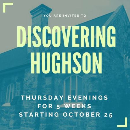 Discovering Hughson (Membership Classes)