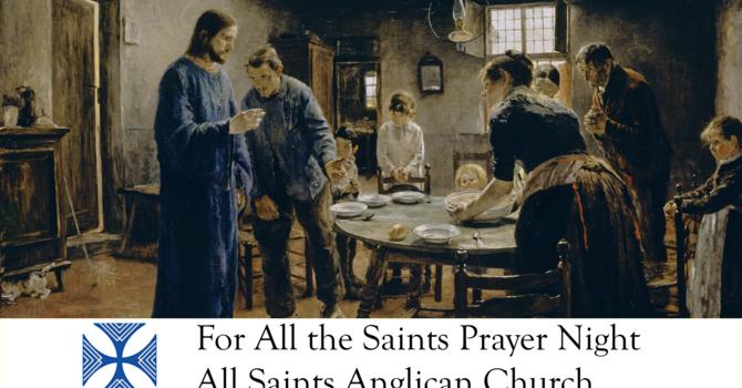 Cochrane Prayer Night May 12, 2021