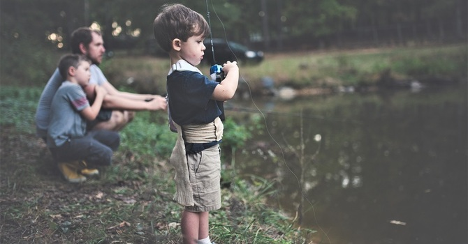 Family Day & Fishing Derby