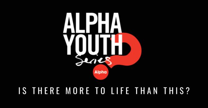 Alpha Youth Sunday Series