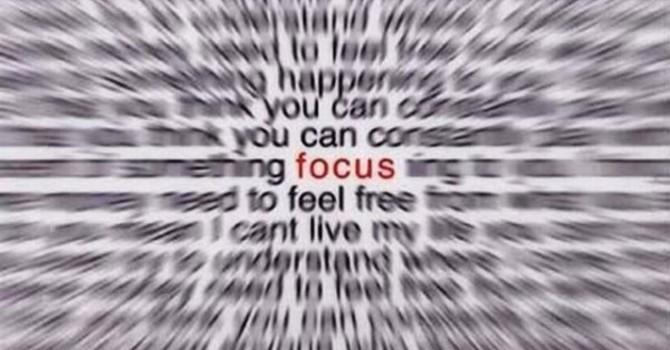 Be Focused image