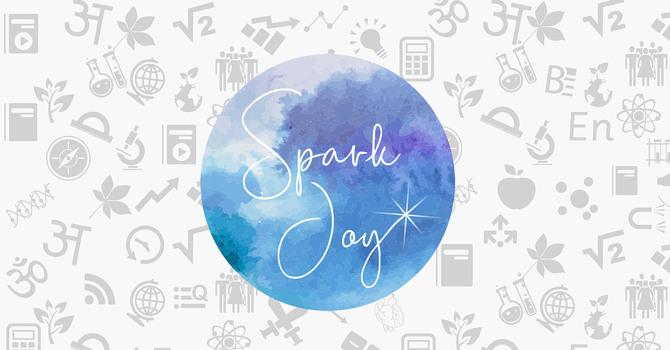 Spark Joy for Teachers image