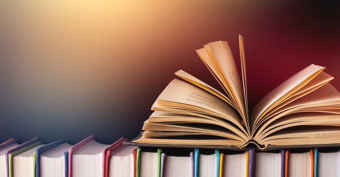 Top Books from April 2021 image