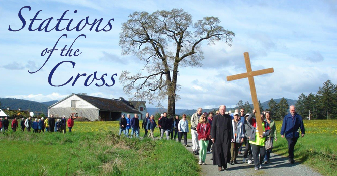 Good Friday Stations of the Cross - April 19