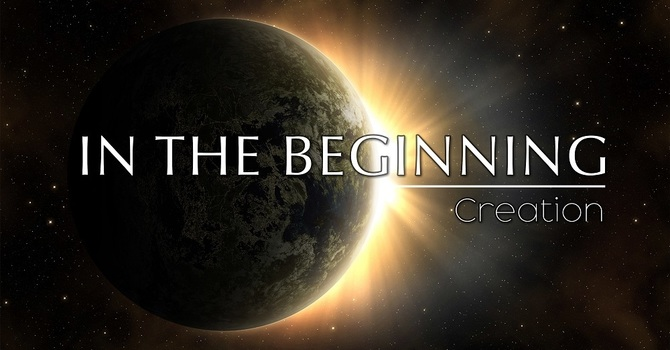 In The Beginning-Creation (2021)