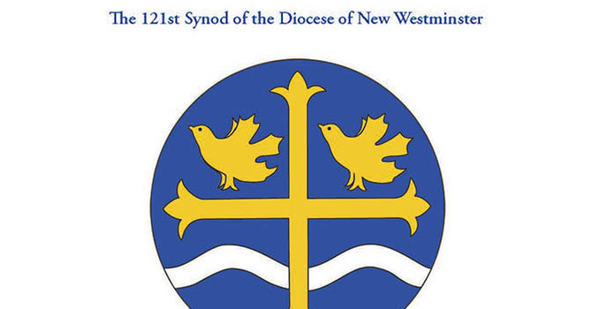 121st Synod of the Diocese of New Westminster image