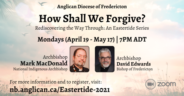 How Shall We Forgive? - Final session Monday