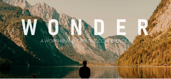 Wonder Worship Conference