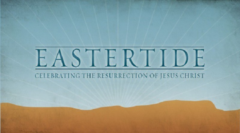 Reflection: May 9 Easter VI