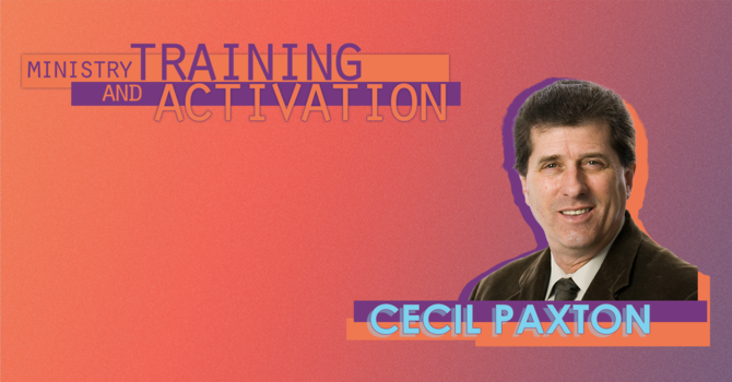 Ministry Training and Activation image