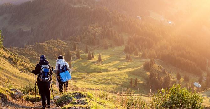 Take a Hike! image