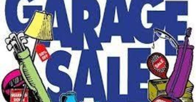One Day Garage Sale