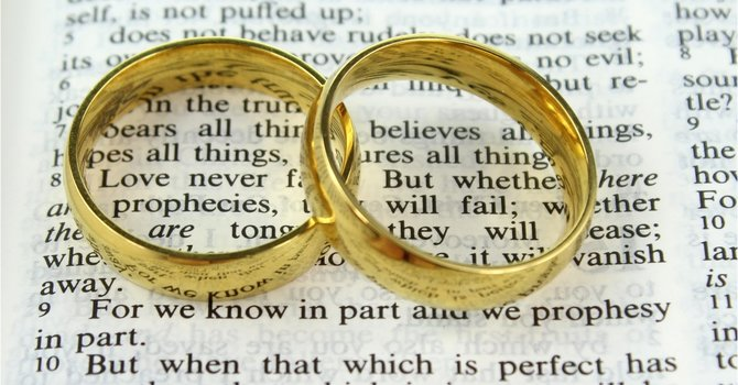 Banns of Marriage image
