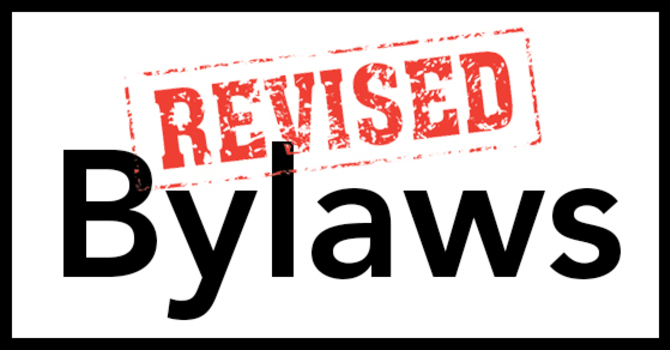 Draft Bylaws for Review image