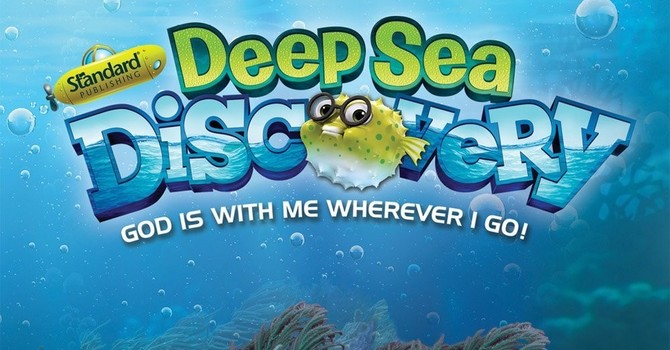 VBS Camp - Deep Sea Discovery (August 16-20)
