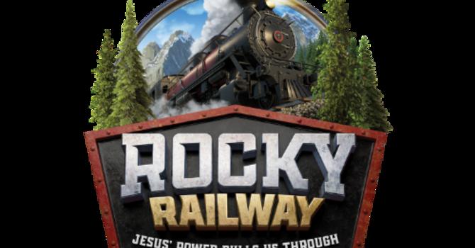 Rocky Railway Summer Camp Registration image