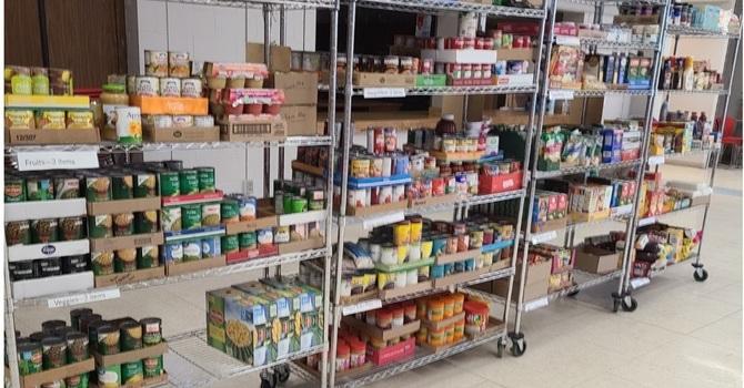 Food Pantry Update image