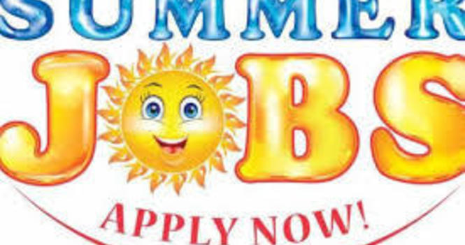Summer Student Jobs