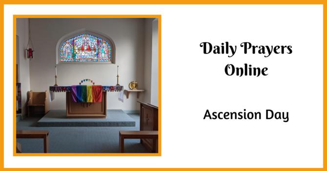 Daily Prayers - Thursday, May 13, 2021