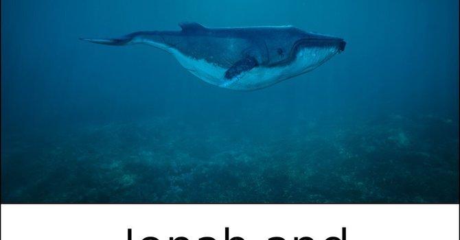 Jonah:  God's Amazing Mercy image