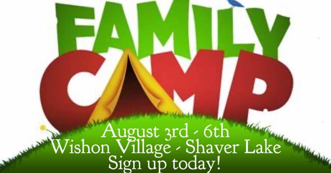 Church Family Camp