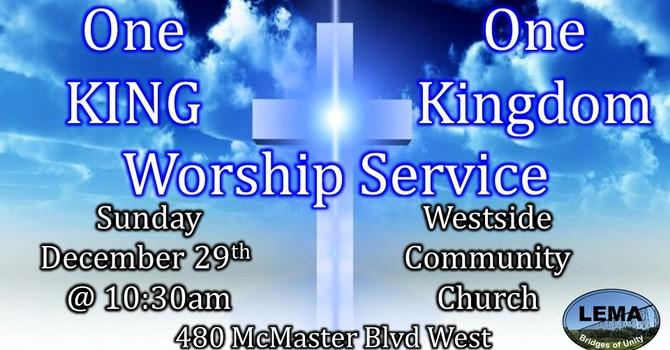 1K1K Service at Westside  Community Church