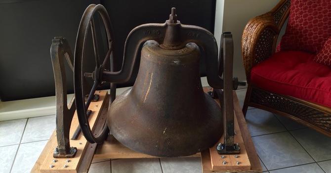 Raising The Bell at The Parish of St. Matthew image