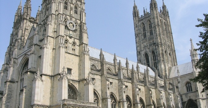 Church of England's first Godparents Sunday image