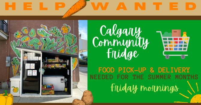 Calgary Community Fridge image