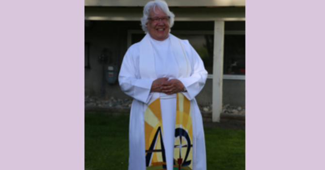 Letter to the Parish from Bishop Anna image