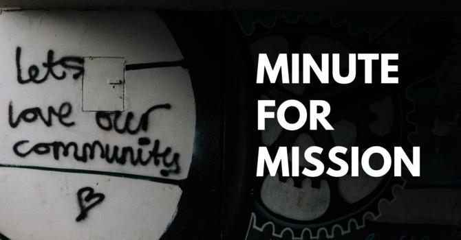 Minute for Mission: Celebrate Deaf Culture on Pentecost image