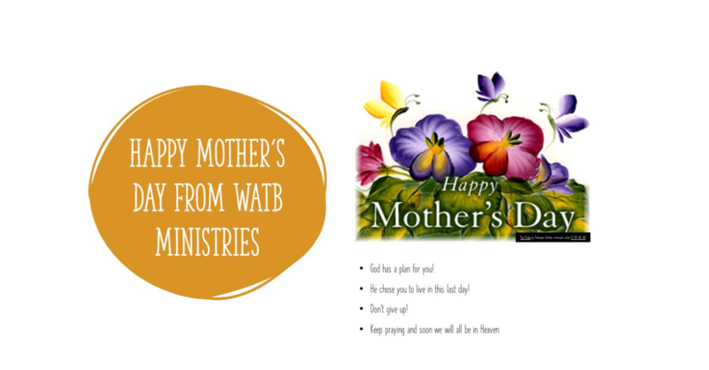 WATB Church - Mother's Day Special with Dr. June Knight