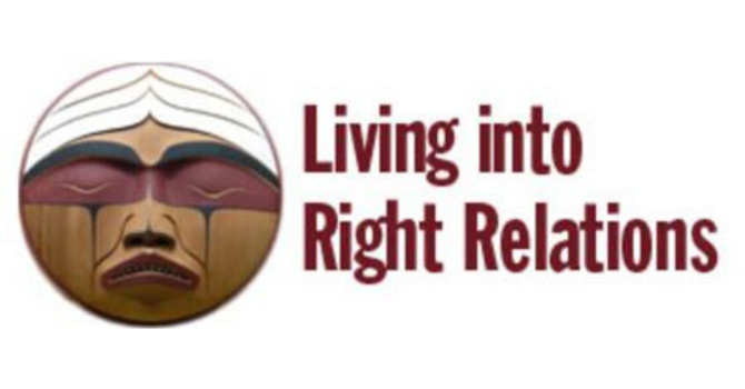 Living Into Right Relations image